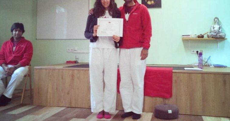 The Time I Became A Yoga Teacher – Arhanta Yoga Graduate