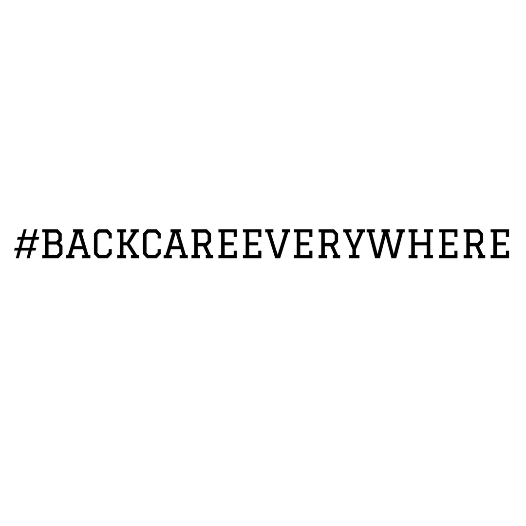 Why I Am Starting The Hashtag #backcareeverywhere