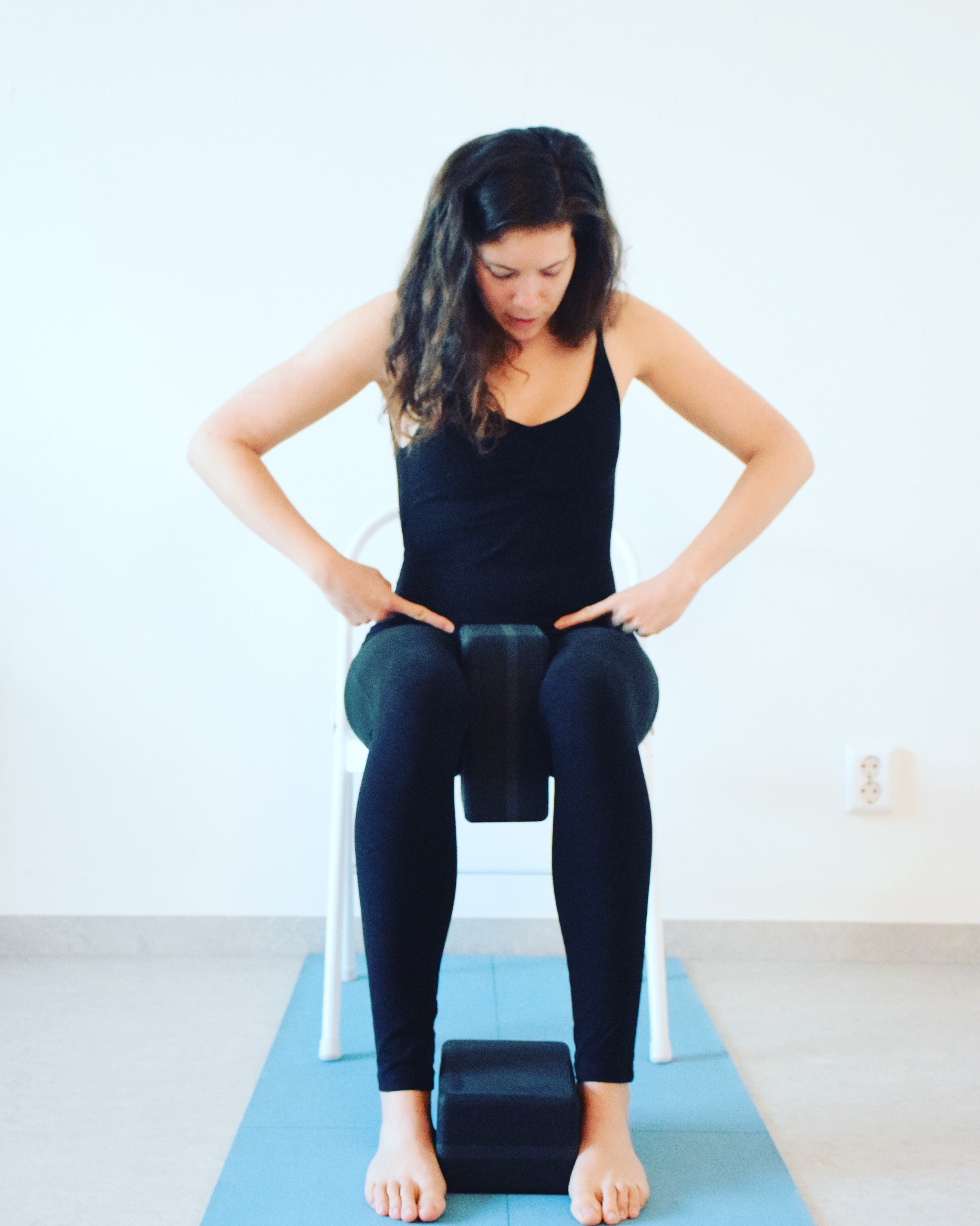 How to start cultivating symmetry awareness from the feet up